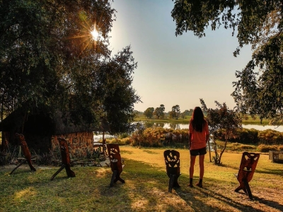 thamalakane safari lodge botswana